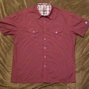 Kuhl Men's Short Sleeve Button Down